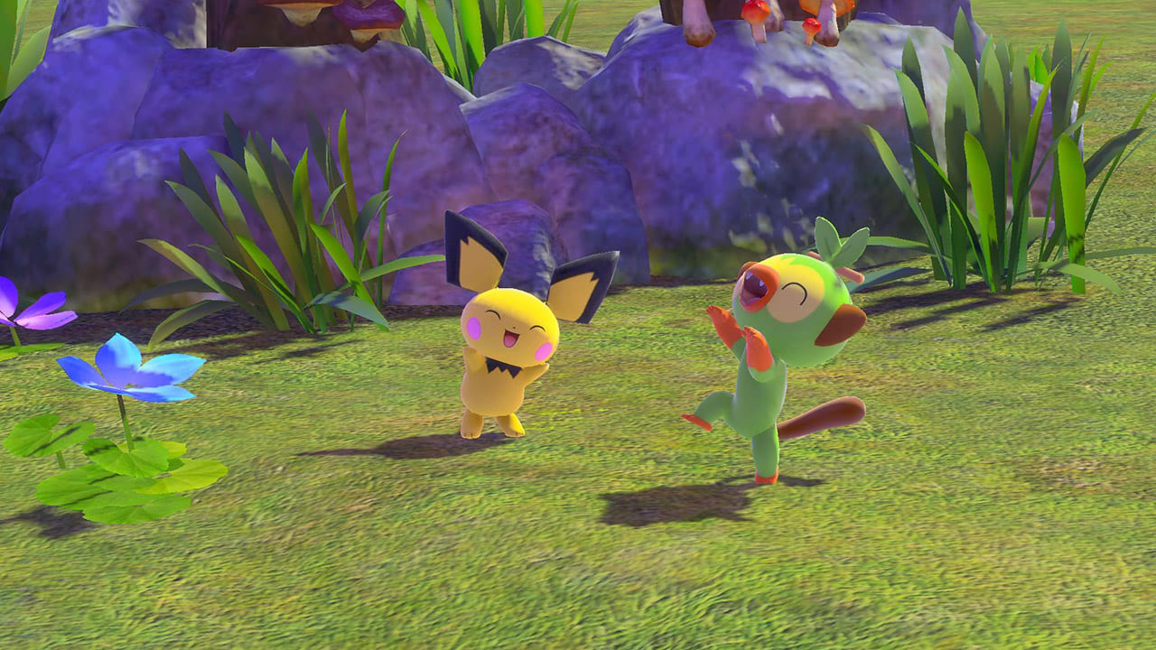 Review New Pokemon Snap