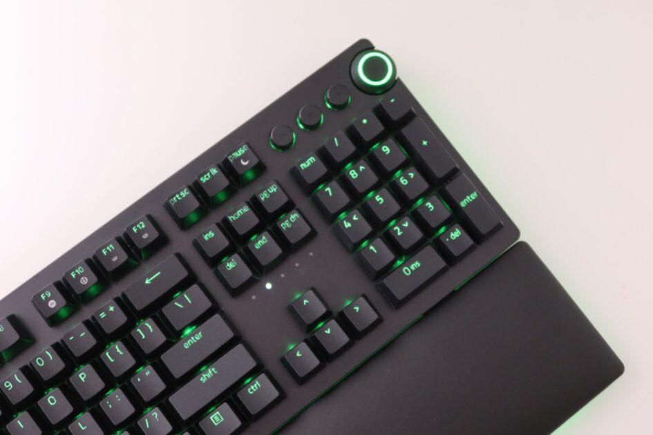 Review Razer Huntsman V2 Analog