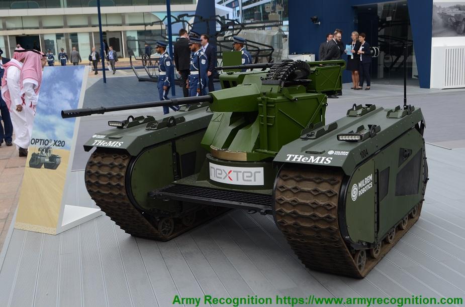 Robotii in scenarii militare