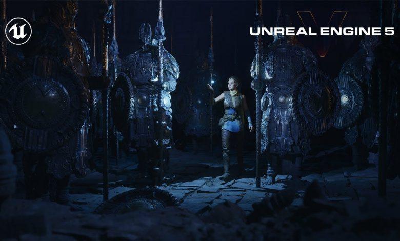 Epic Unreal Engine 5