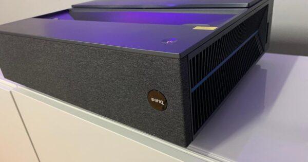 Review BenQ V6050