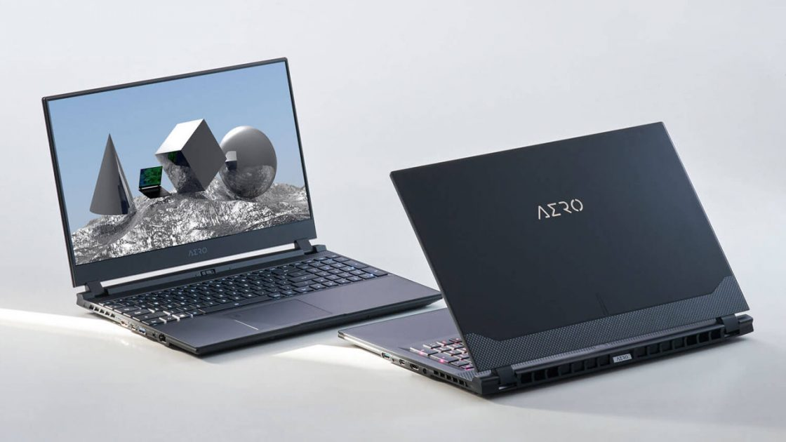 Laptopuri Gigabyte Aero