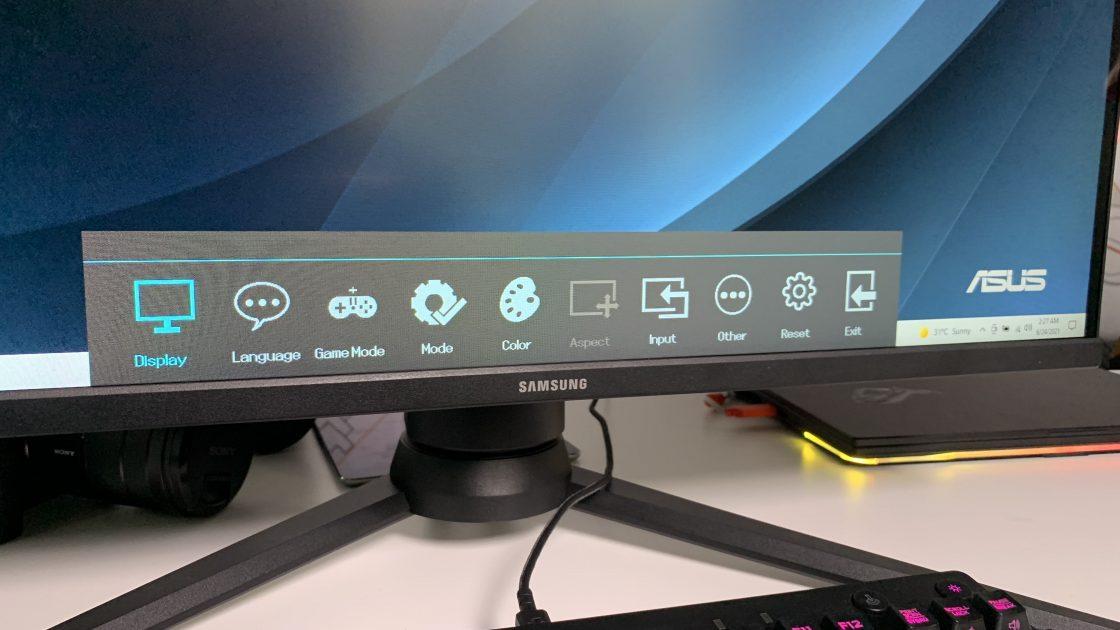 Review Samsung Odyssey G3 27
