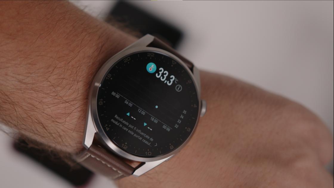 Examinați Huawei Watch 3