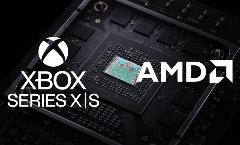 xbox series x amd