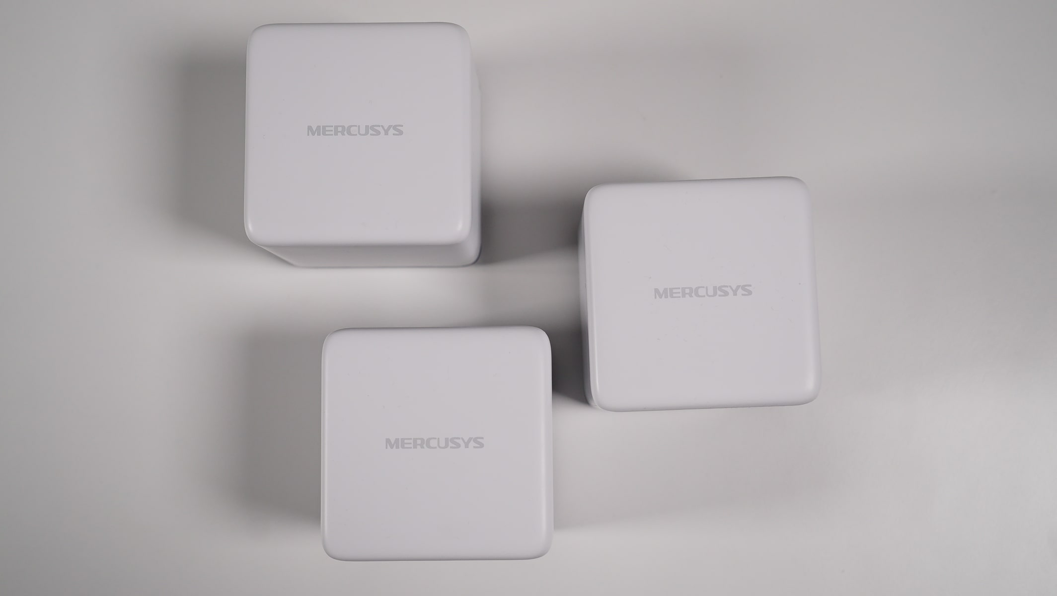Review Mercusys Halo H50G Mesh Router