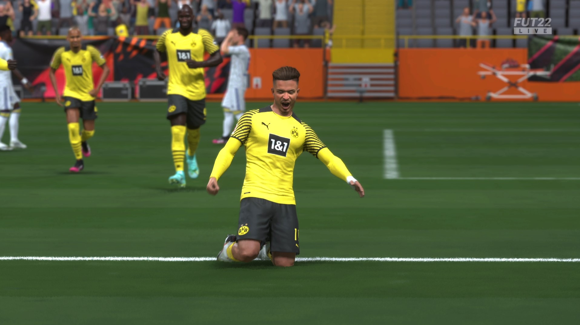 Review FIFA 22
