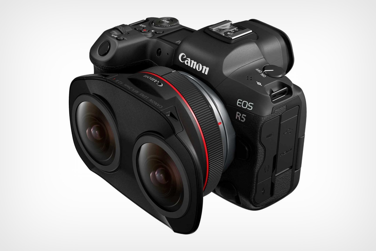 Canon Dual Fisheye